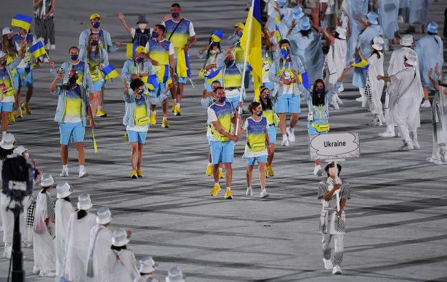 Форму украинской сборной на Олимпиаде 2020 признали одной из лучших!