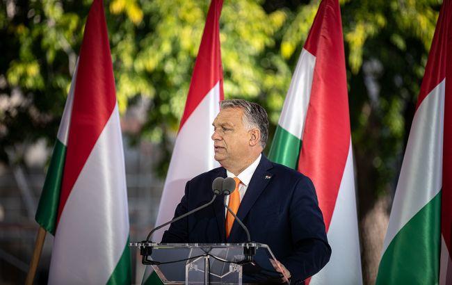 Орбан відкинув позицію України щодо газової угоди з Росією: я підзвітний виборцям