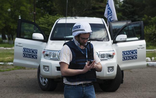 Фото: миссия ОБСЕ (facebook.com/oscesmm)