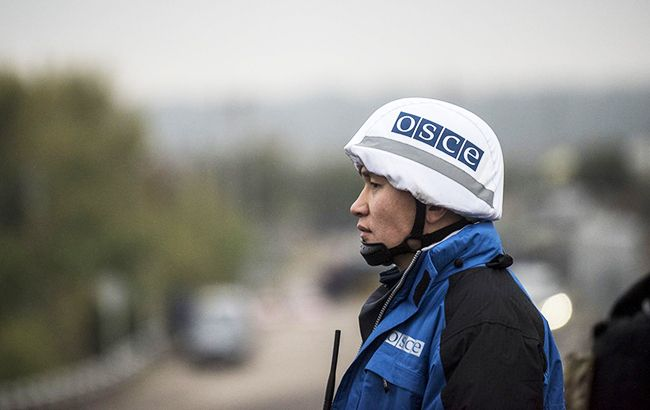 ОБСЄ зафіксувала у бойовиків новітні системи озброєння РФ
