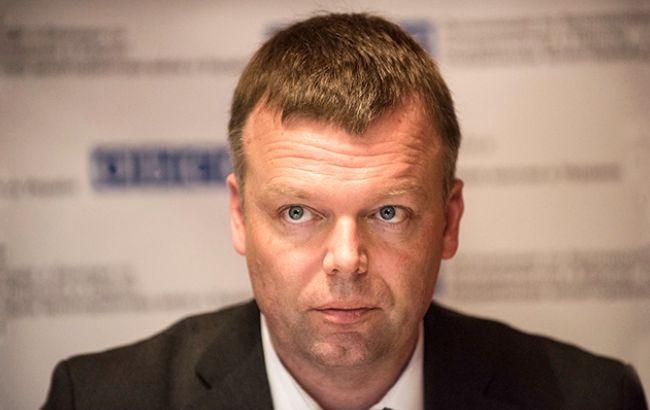 В ОБСЄ повідомили про зниження кількості порушень припинення вогню на Донбасі на 40%