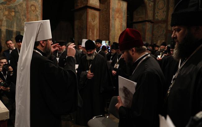 Стало відомо, хто увійшов у Синод Православної церкви України