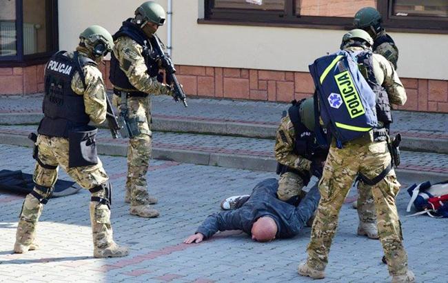 Фото: полиция Польши (facebook.com/PolicjaPL)