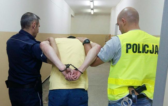 В Польше задержали украинца по подозрению в киберпреступности