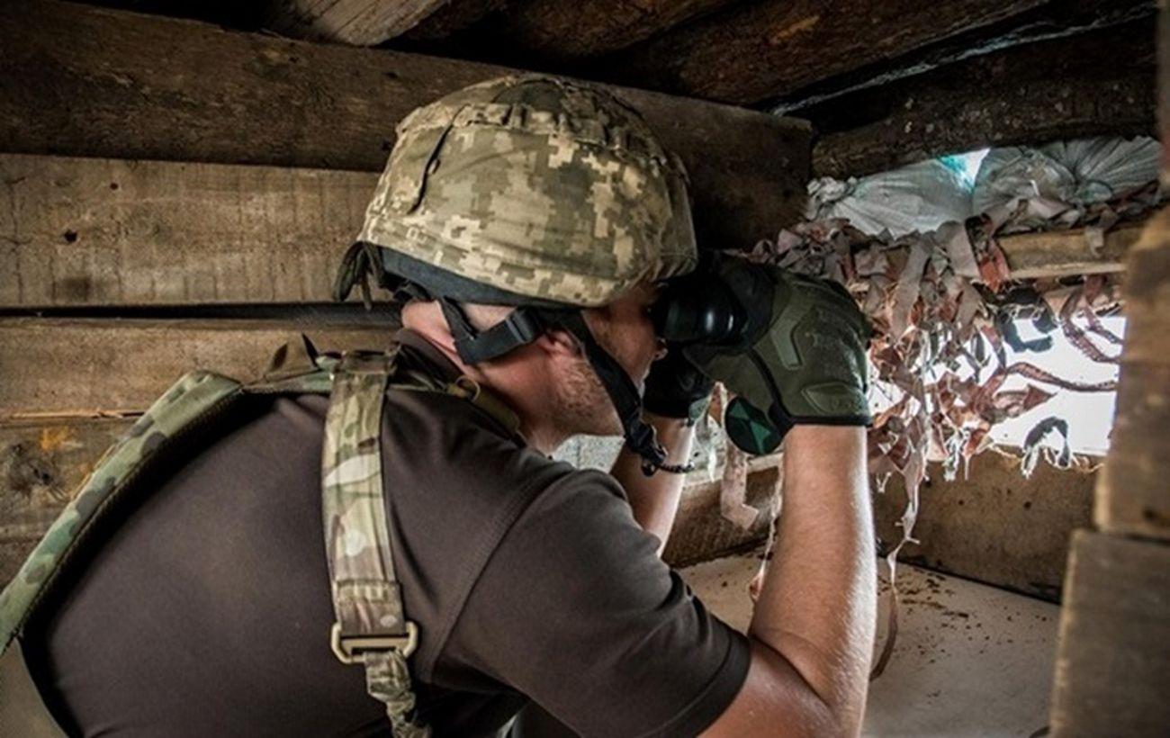 На Донбассе подорвались украинские военные, есть погибший