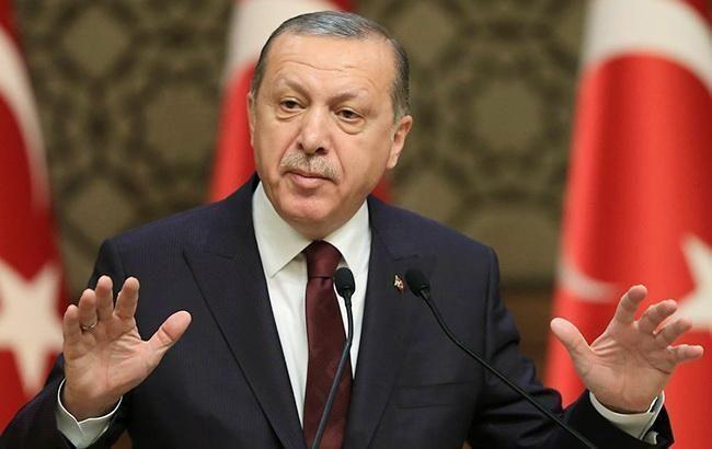 Ердоган пригрозив продовжити наступ на Сирію