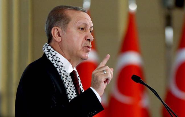 Эрдоган ответил на требование арабских стран закрыть военную базу в Катаре