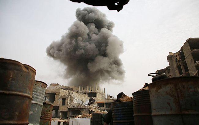 В Сирии при взрыве погибли десятки людей