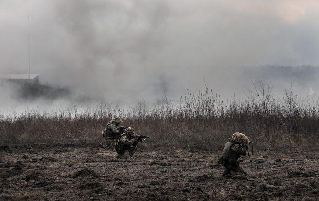 """На Донбассе боевики трижды нарушили """"тишину"""". Погиб военнослужащий"""