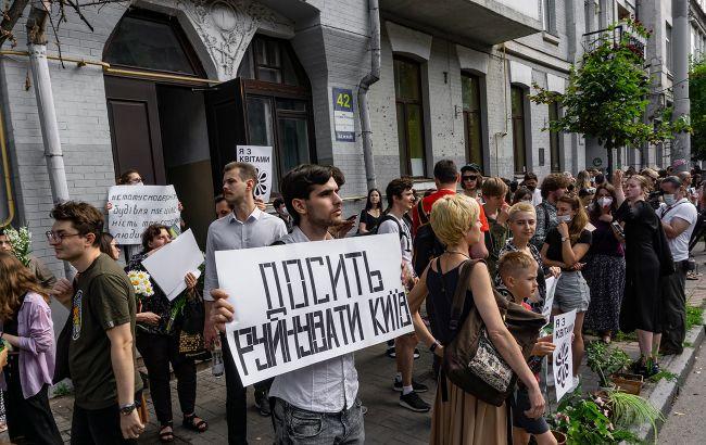 Пустили під знесення. Чому в Києві активно знищують історичні будівлі
