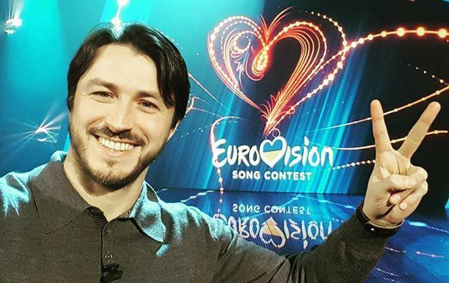 Евровидение (фото: facebook.com/serhiyprytula)