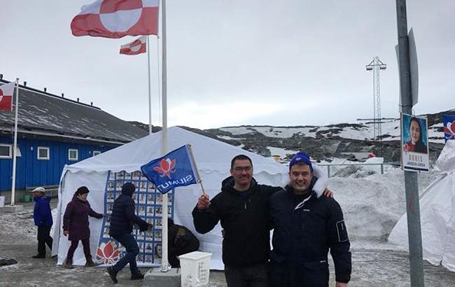 В Гренландии победу на выборах одержала правящая партия