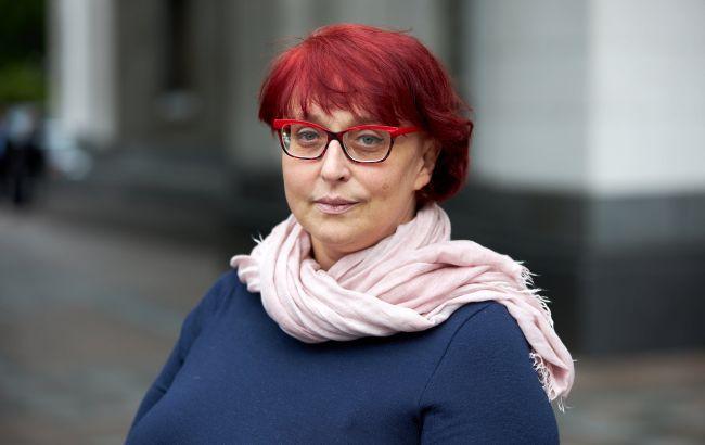Галина Третьякова: Мы должны платить пенсионерам с оккупированного Донбасса
