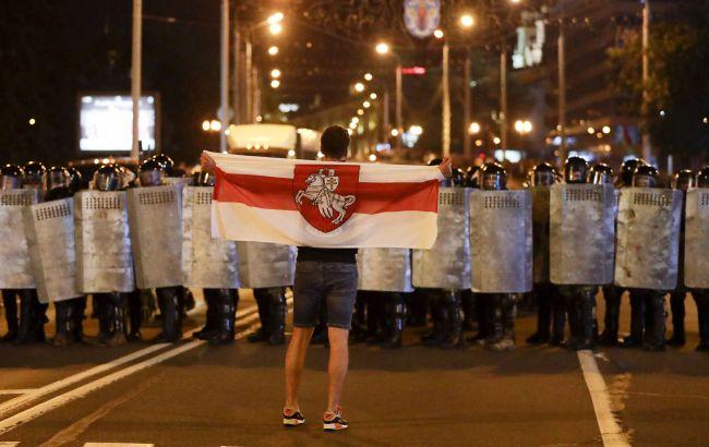 Число задержанных на протестах в Беларуси приближается к 250