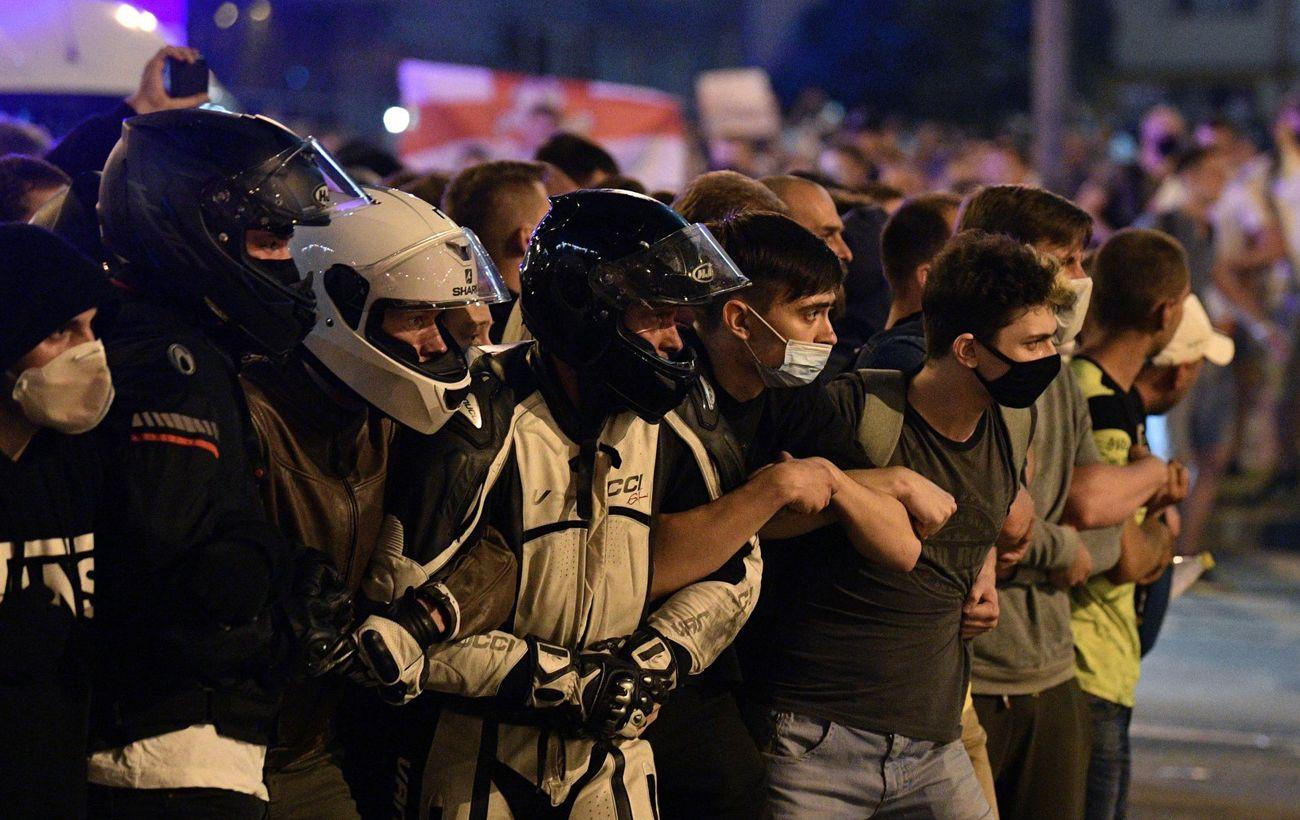 В Беларуси сообщили о смерти в больнице задержанного во время протестов