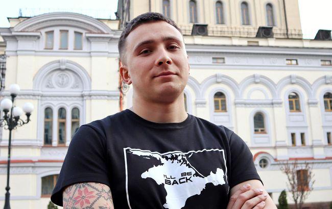"""Стерненко заявив про виклик до СБУ для """"повідомлення про підозру"""""""