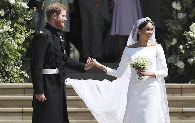 Фото: Принц Гаррі і Меган Маркл (facebook.com TheBritishMonarchy)