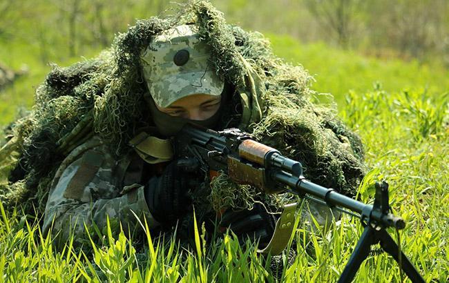 Фото: военный (facebook.com/theministryofdefence.ua)