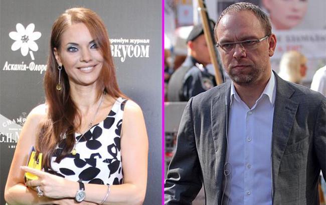 Фото: Наталя Окунська та Сергій Власенко (facebook.com_tochka.net)
