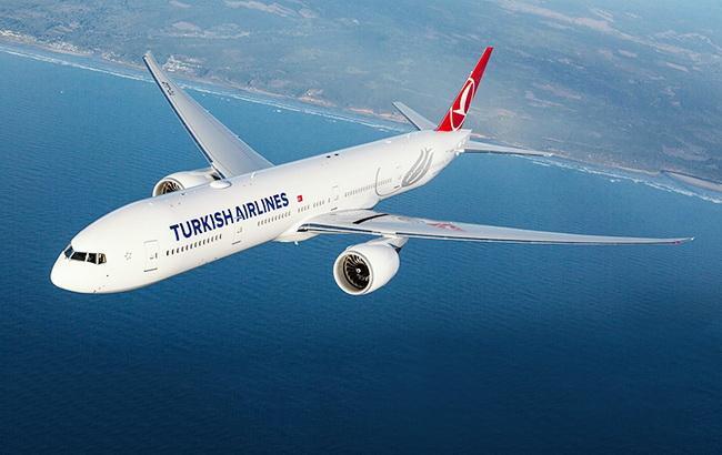 Turkish Airlines восени збільшить кількість рейсів між Стамбулом і Одесою