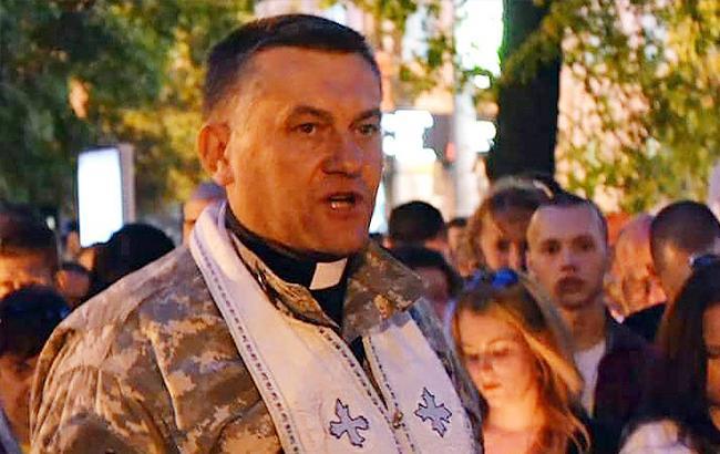 Фото: Николай Мединский (facebook.com/ua.kapelania)