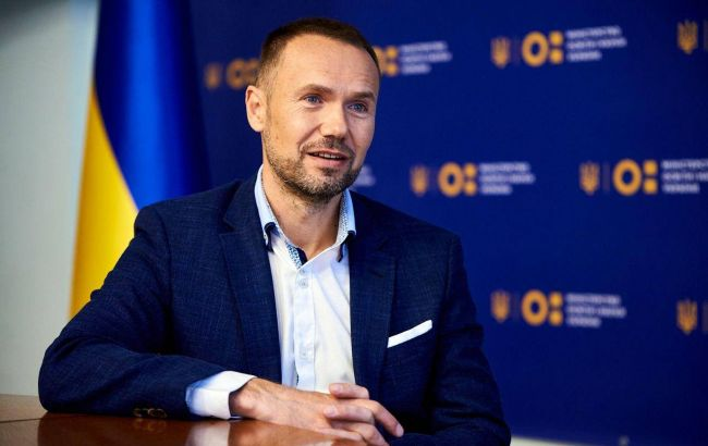 Більше не тимчасовий: Шкарлета призначили міністром освіти