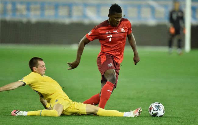 Офіційно: Матч Швейцарія - Україна в Ліги націй скасований