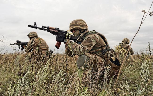 Доба в АТО: поранені двоє українських військовослужбовців