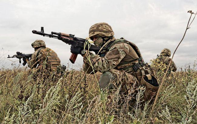 Бойовики продовжують обстрілювати сили АТО із забороненої зброї, - штаб