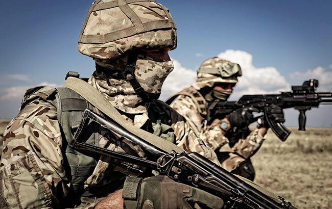 Фото: українські військові (facebook.com usofcom)