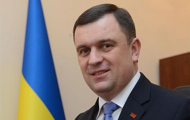 Пацкан назначен главой Счетной палаты Украины