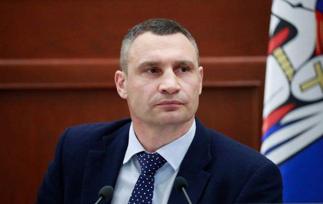 Кличко розкрив деталі розмови з Зеленським щодо VIP-палат в лікарнях