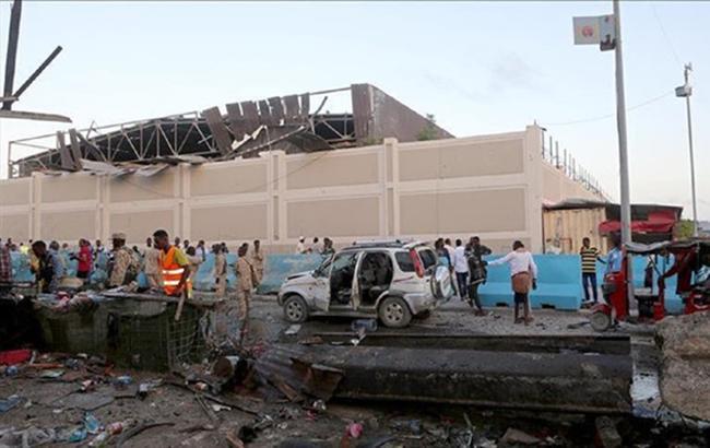 Взрыв нафутбольном матче вСомали: множество жертв