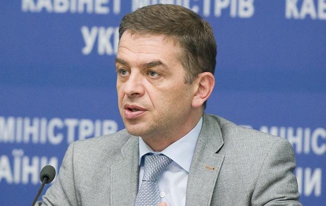 Гецадзе звільнився з посади заступника голови Мін
