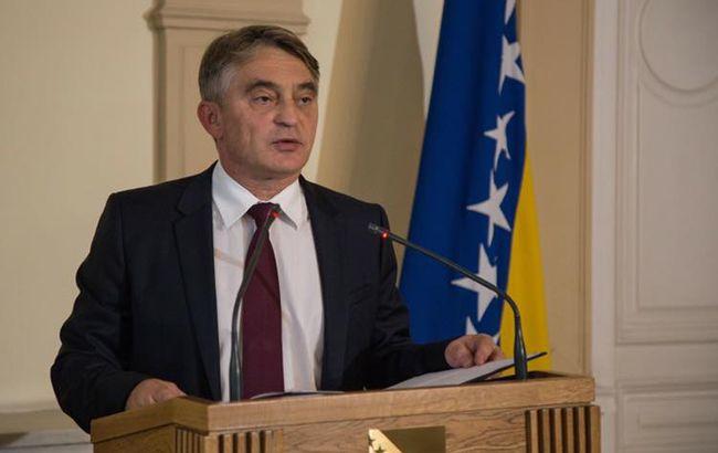 """У Боснії відповіли щодо заяви про """"російський Крим"""""""