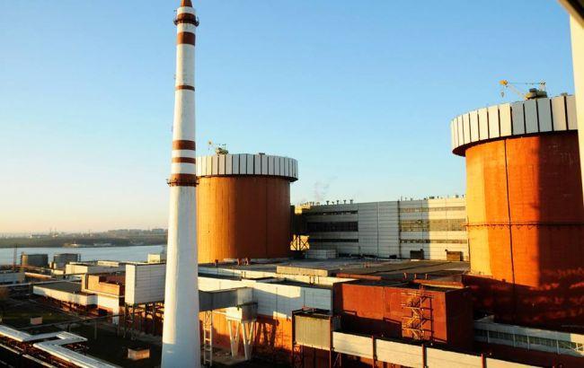 Третий энергоблок Южно-Украинской АЭС подключили к энергосети