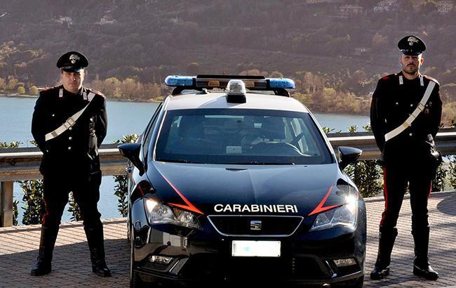 Фото: поліція Італії (facebook.comcarabinieri.it)