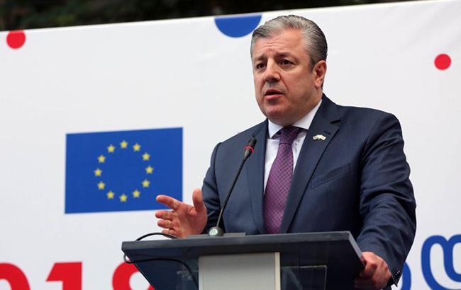 Протесты в Грузии: премьер ушел в отставку