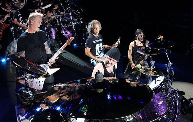 """Metallica была номинирована на """"Нобелевскую премию по музыке"""""""