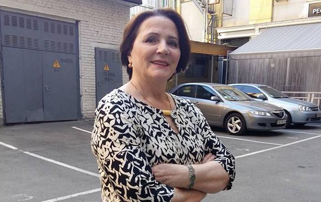 """""""Веселиться стыдно"""": Нина Матвиенко рассказала, почему не желает петь в зоне АТО"""