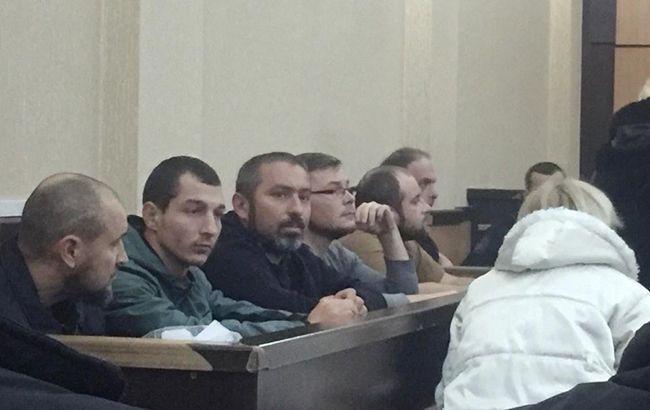 Заарештовані в Грузії українці оголосили голодування