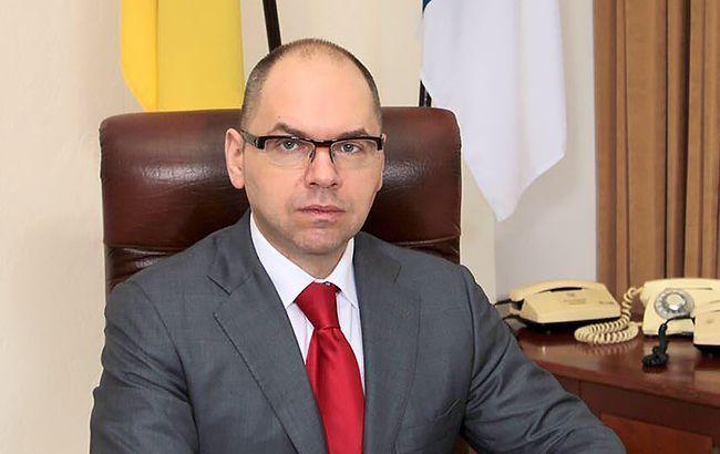 Порошенко звільнив Степанова з посади голови Одеської ОДА
