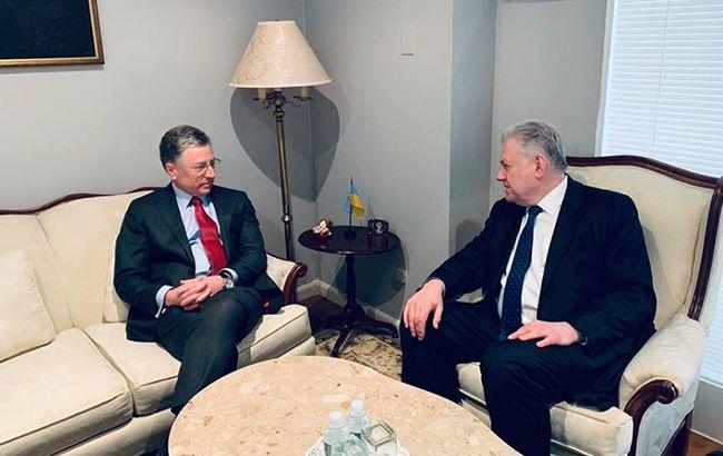 Постпред України при ООН обговорив із спецпредставником США миротворців на сході