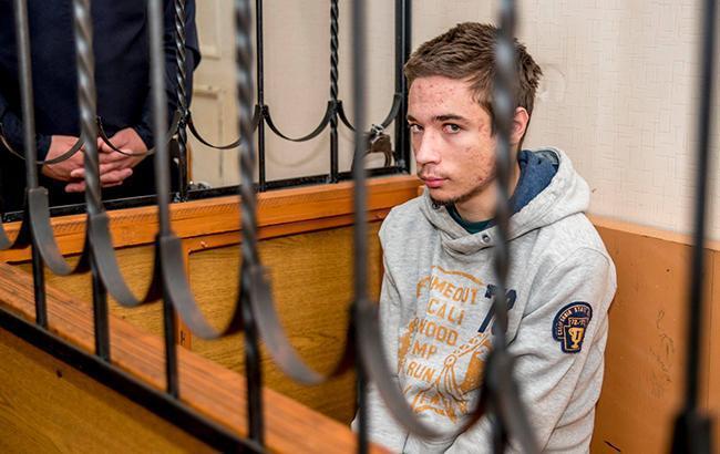 МИД Украины выразил протест из-за продления ареста политзаключенного Гриба