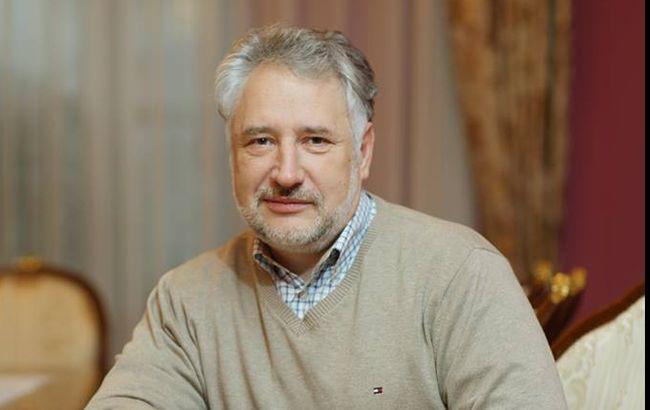 Жебривский пообещал яркий подарок боевикам коДню Независимости