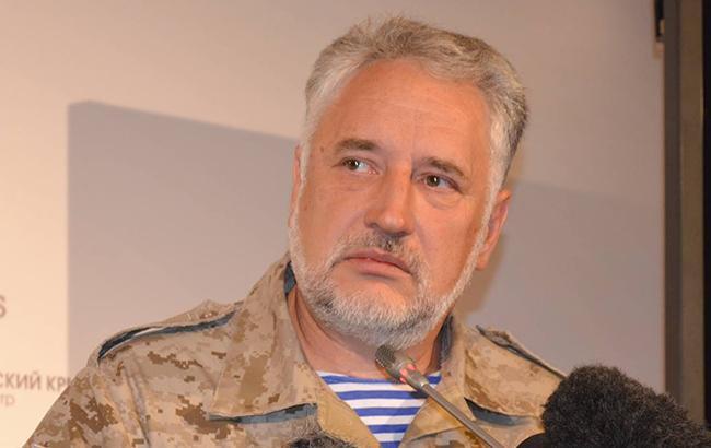 Руководитель Донецкой ОВГА Павел Жебривский пожаловался нанехватку полицейских