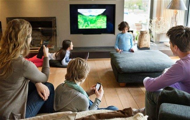 Фото: цифровые носители опередили телевидение по размеру аудитории