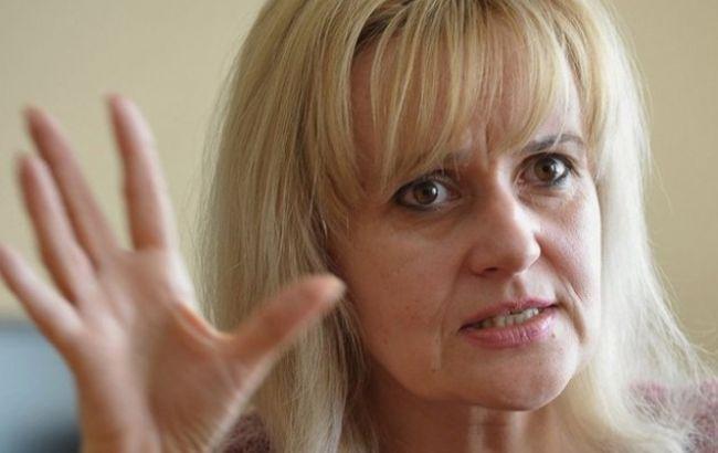 Ирина Фарион является кандидатом наук