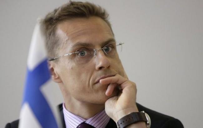 Фінляндія виступає за посилення санкцій проти РФ