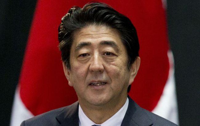 Фото: Сіндзо Абе посилить свою владу в Японії